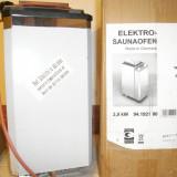 Electrocasnice - Sauna electrica M3-EOS 3KW NOUA-GERMANY