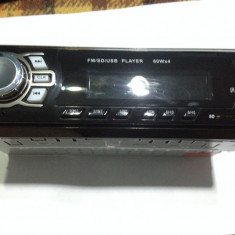 CD Player MP3 auto Blaupunkt - Player Auto cu Mp3 si Radio fm -USB / SD, 4 X60 W PRODUSE NOI SIGILATE