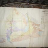 Harta Geologica Structurala RPR, scara 1 : 1 000 000