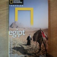 EGIPT. GHID DE CALATORIE de ANDREW HUMPHREYS - Carte Geografie