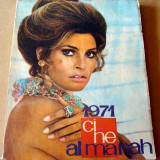 Almanah CINEMA 1971