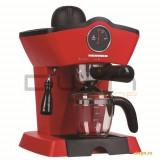 Cafetiera - HEINNER Espressor Heinner Retro Effect HEM-200, putere: 800 W, capacitate rezervor detasabil transparent : 2