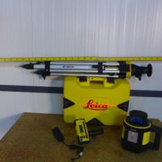 Nivela laser rotativa - NIVELA LASER LEICA 810 DIN 2015 CALIBR 2016 HILTI
