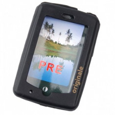 Husa silicon Palm Pre neagra - Husa Telefon