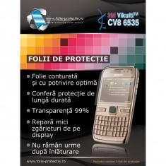 Panasonic Lumix DMC FX10 folie de protectie (set 2 folii) 3M CV8 - Accesoriu Protectie Foto