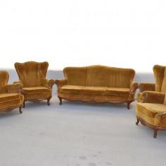 Mobilier - Salon Louis Philippe