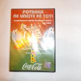 FOTBALUL NE UNESTE PE TOTI . DVD - DEL PIERO  ,DVD SIGILAT .