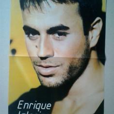 Poster Enrique Iglesias Backstreet Boys / Bravo - Afis