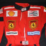 Costum formula 1 ferrari sport shell, fular ferrari Schumacher