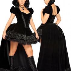 K47 Costum tematic Halloween regina - Costum Halloween