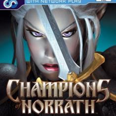 (RAR Colectabile) Champions of Norrath - Joc ORIGINAL - PS2 - Jocuri PS2 Ubisoft, Actiune, 12+, Multiplayer