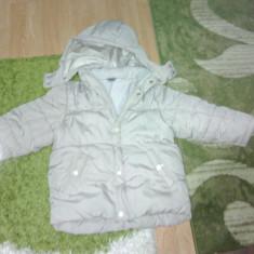 Haine Copii 4 - 6 ani, Geci, Fete - Geaca iarna h&m mas 5 ani