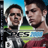 Pes 2008 PS3 JOC ORIGINAL FULL English UK - Jocuri PS3