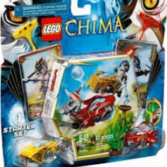 Vand Lego Chima-70113-CHI Battles, original, sigilat, 92 piese, 6-12 ani - LEGO Legends of Chima