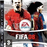 Fifa 2008 PS3 JOC ORIGINAL FULL English UK - Jocuri PS3