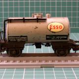 Macheta Feroviara - Vagon cisterna scara HO(3211)
