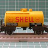 Macheta Feroviara - Vagon cisterna scara HO(3205)