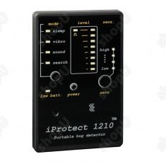 Detector microfoane - Mini Detector Antispionaj Protect 1210