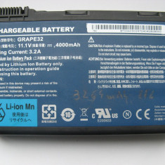 Baterie GRAPE32 10.8V 3264/4000 mAh Life 81% Acer Extensa 5210 5220 5620 5630 - Baterie laptop Acer, 6 celule