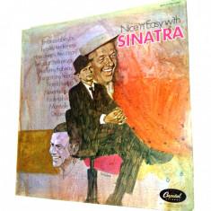 Disc vinil / Lp - Frank Sinatra - Nice 'n' Easy - EMI - Muzica Jazz emi records
