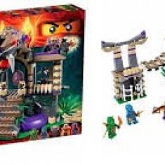 Vand Lego Ninjago-70749-Enter the Serpent, sigilat, 529piese, 7-14 ani