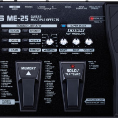 BOSS ME-25 Guitar Multiple Effects - Efect Chitara