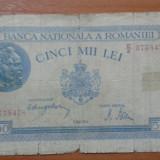 5000 lei 2 mai 1944 ieftin, An: 1944