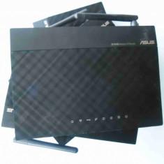 ROUTER Wireless Asus RT-N10E - DEFECT, Porturi LAN: 4, Porturi WAN: 1