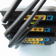 ROUTER Wireless Asus RT-N10 150Mbps - DEFECT, Porturi LAN: 4, Porturi WAN: 1