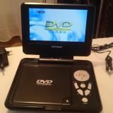 DVD player MICROSPOT MIC DVP07-716, ideal prntru masina !