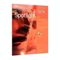 Spotlight on Advanced (CAE) Student's Book with DVD - Culegere Matematica