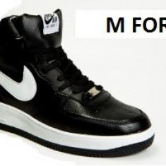 Ghete barbati Nike, Piele sintetica - Gheata Nike Air Force 36-44