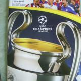 ALBUM PANINI 2014- 2015 UEFA . - Cartonas de colectie