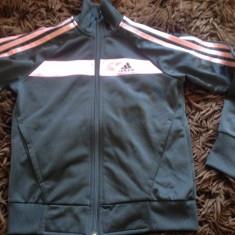 Bluza de trening, Adidas-originala, calitate, 8-10 ani, COMANDA MINIMA 30 LEI!, Culoare: Gri, Unisex