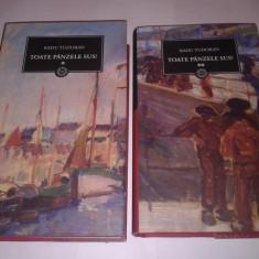 Carte de aventura - Radu Tudoran - Toate panzele sus ! Vol.1.2., Jurnalul National nr.22.23.
