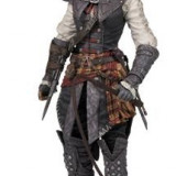 Jucarii - Figurina Assassins Creed Series 2 Aveline De Grandpre