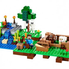 Ferma (21114) - LEGO Minifigurine
