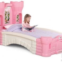 Patut Pentru Fetite - Palatul Printesei - Pat tematic pentru copii