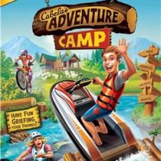 Cabela's Adventure Camp Nintendo Wii - Jocuri WII Activision