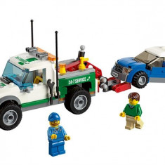 LEGO City - Camioneta De Remorcare (60081)