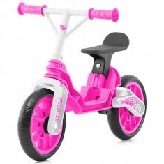 Bicicleta Fara Pedale Chipolino Trax Pink - Bicicleta copii