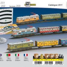 Trenulet Electric - -Marfa(Colorat) - Trenulet de jucarie Pequetren