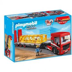 Platforma Cu Remorca - Masinuta electrica copii Playmobil