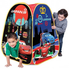 Jucarie zornaitoare - Cort De Joaca Cars 2