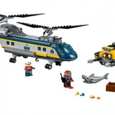 Elicopter Pentru Expeditii Marine 60093 - LEGO City