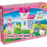 Set Castel Mic Hello Kitty - Jocuri Seturi constructie