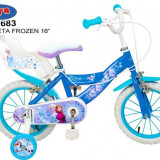 Bicicleta 16 Frozen