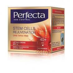 Perfecta Stem Cells Rejuvenation Crema Pentru Lifting 40+ De Zi, 50 Ml - Crema de fata