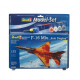 Jocuri Seturi constructie - Model Set F-16 Mlu Solo Display 63980