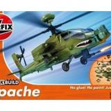 Macheta Avion De Construit Apache Elicopter